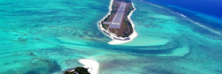Agatti Island-A Beautiful Airport in the Deep Sea