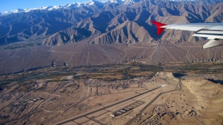 The highest Airports in India.