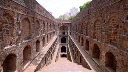 """""""Agrasen Ki Baoli"""" – New Delhi, India"""