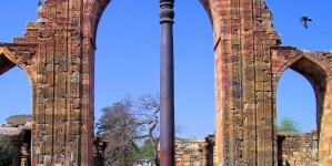 World's mysterious Iron Pillar