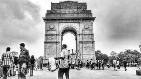 India Gate : The biggest war memorials of India