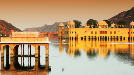 Jal Mahal A Beautiful Palace in a Lake