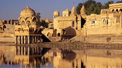Jaisalmer: Land Of artistic structures and monuments.