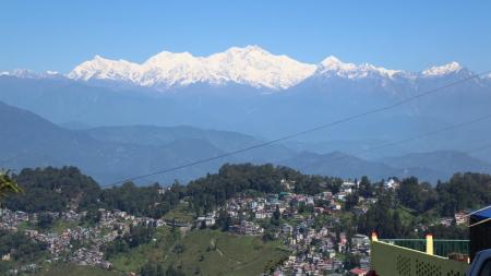 Darjeeling- The land of the thunderbolt