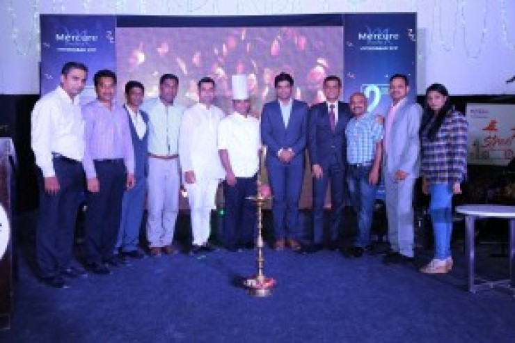 Mercure Hyderabad KCP celebrated its Second Anniversary