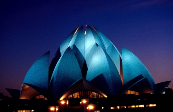 Lotus Temple – Bahá'í House of Worship