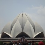 The Lotus Temple 1