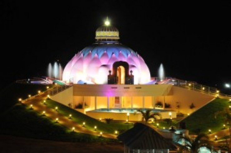 The Lotus Temple 2