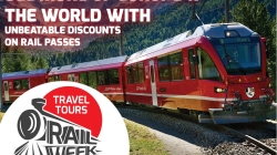 Travel Tours announces India's first-ever 'Rail Week' offering rail journeys across globe