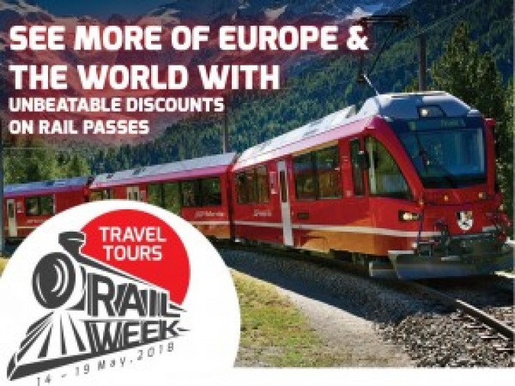 Travel Tours - Rail Week