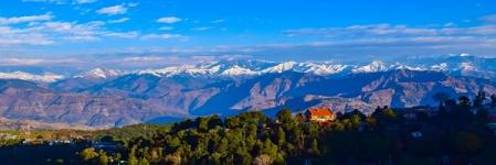 "Dalhousie – The ""Little Switzerland of India"""