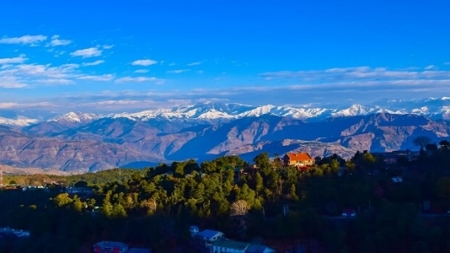 "Dalhousie – The ""Little Switzerland of India"""