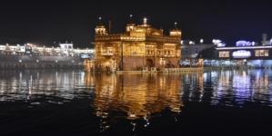 Golden Temple (Shri Guru Harmandir Sahib)  – The abode of god