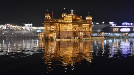 Golden Temple (Sri Harmandir Sahib)  – The abode of god