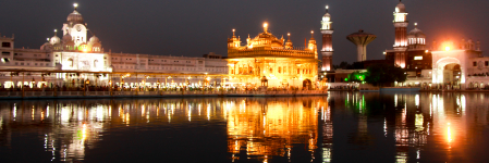 Golden Temple (Shri Guru Harmandir Sahib) The abode of god