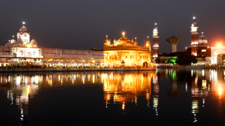 Golden Temple (Shri Guru Harmandir Sahib) The abode of god