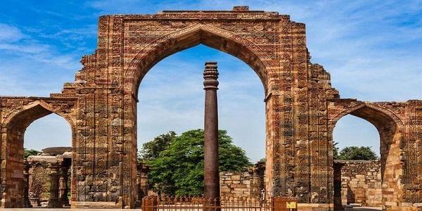 Iron Pillar-The Kirti Stambh