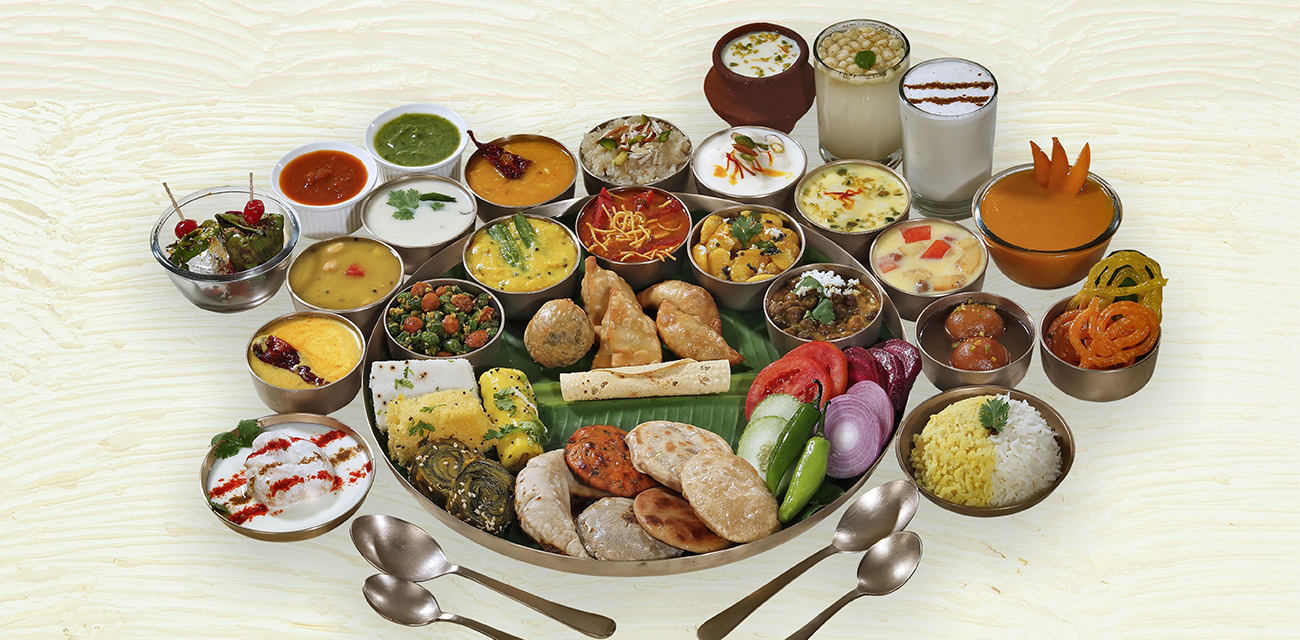 Gujarat – A home of Dhokla, khakra and Garba