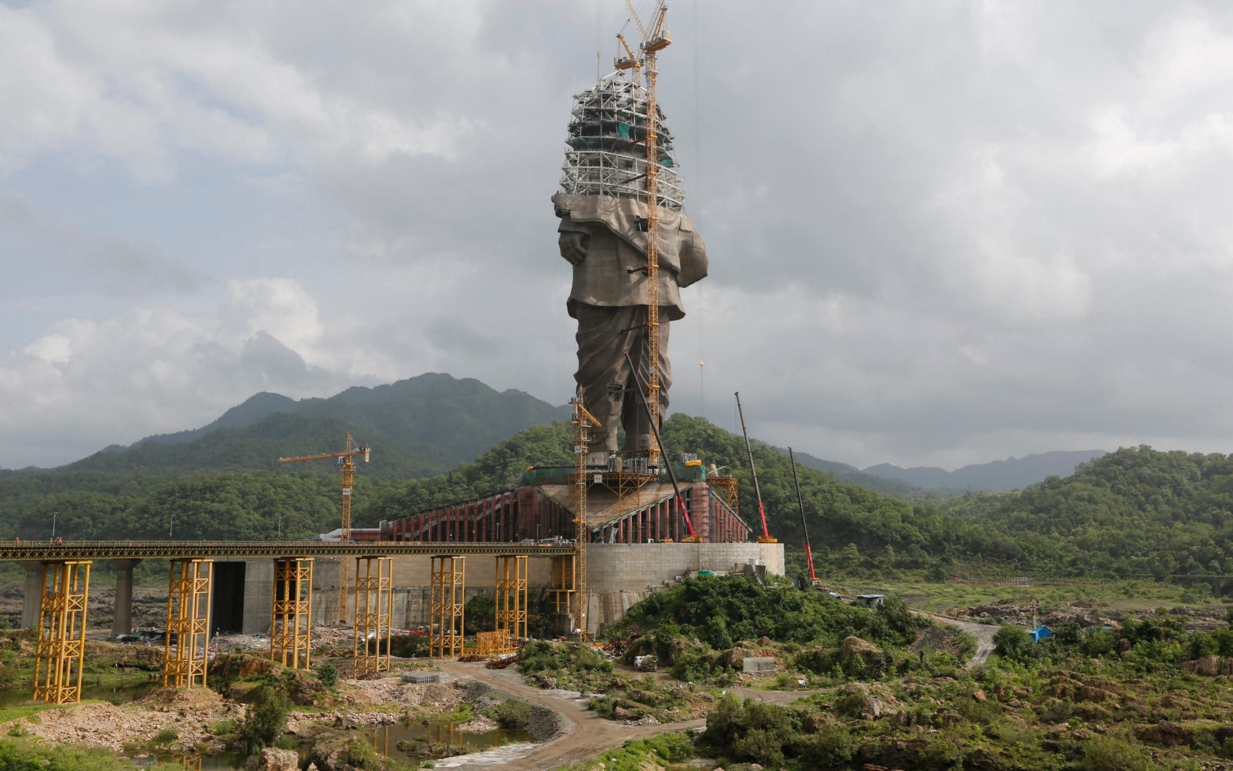 Statue of Unity – A tribute to Sardar Vallabhbhai Patel