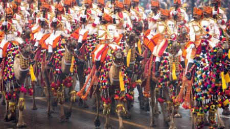 Republic day The Birth of Constitution of  India