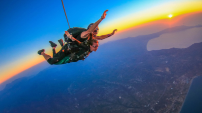 Skydiving in India – Fall that One Can Never Escape